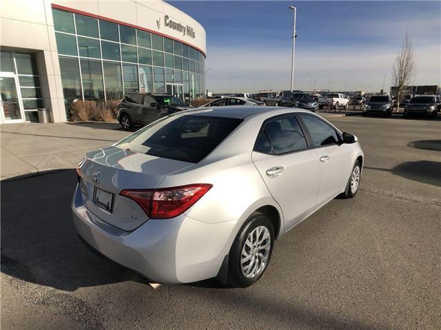 2018 Toyota Corolla  (Stk: 284266) in Calgary - Image 8 of 17