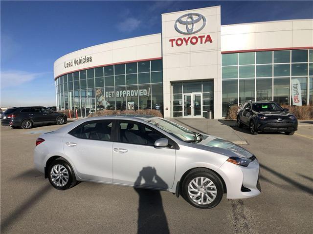 2018 Toyota Corolla  (Stk: 284266) in Calgary - Image 1 of 17