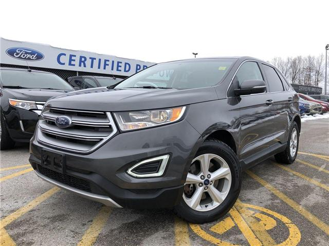 2018 Ford Edge SEL (Stk: P8568) in Barrie - Image 1 of 30