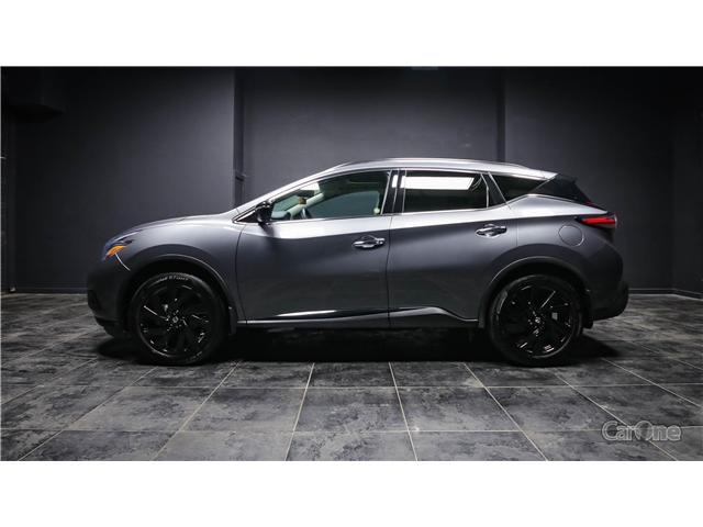 2018 Nissan Murano Midnight Edition (Stk: 18-79) in Kingston - Image 1 of 36