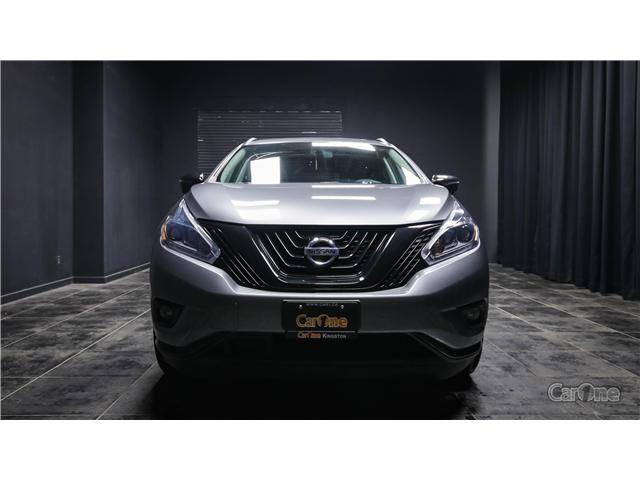2018 Nissan Murano Midnight Edition (Stk: 18-79) in Kingston - Image 2 of 36