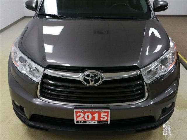 2015 Toyota Highlander  (Stk: 186368) in Kitchener - Image 26 of 30