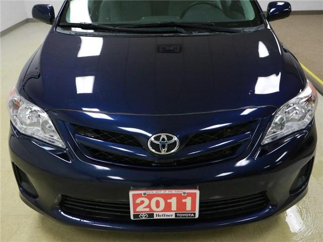 2011 Toyota Corolla CE (Stk: 186398) in Kitchener - Image 21 of 25