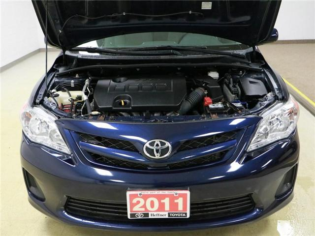 2011 Toyota Corolla CE (Stk: 186398) in Kitchener - Image 22 of 25