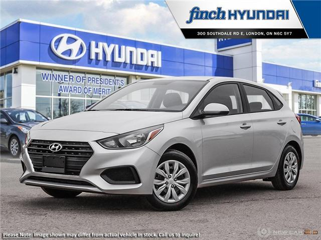 2019 Hyundai Accent Preferred (Stk: 85052) in London - Image 1 of 22