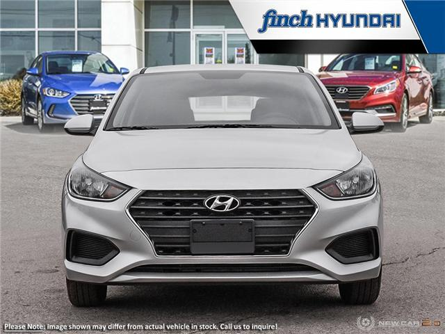 2019 Hyundai Accent Preferred (Stk: 85052) in London - Image 2 of 22