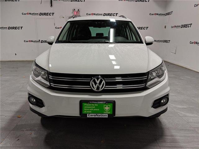 2017 Volkswagen Tiguan Wolfsburg Edition (Stk: DRD1943) in Burlington - Image 2 of 30