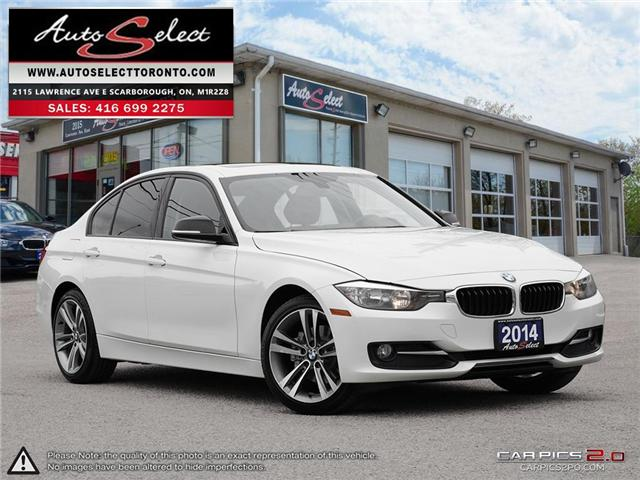2014 BMW 320i xDrive (Stk: 14WRS97) in Scarborough - Image 1 of 28