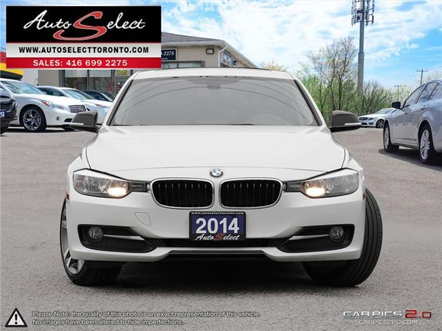 2014 BMW 320i xDrive (Stk: 14WRS97) in Scarborough - Image 2 of 28