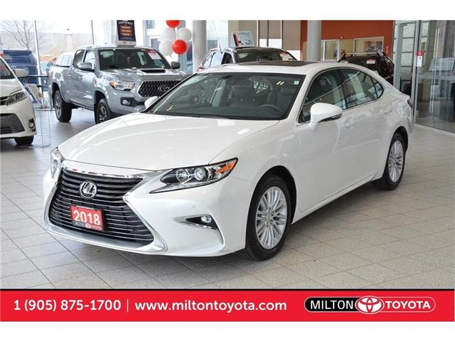 2018 Lexus ES 350 Base (Stk: 111738) in Milton - Image 1 of 41