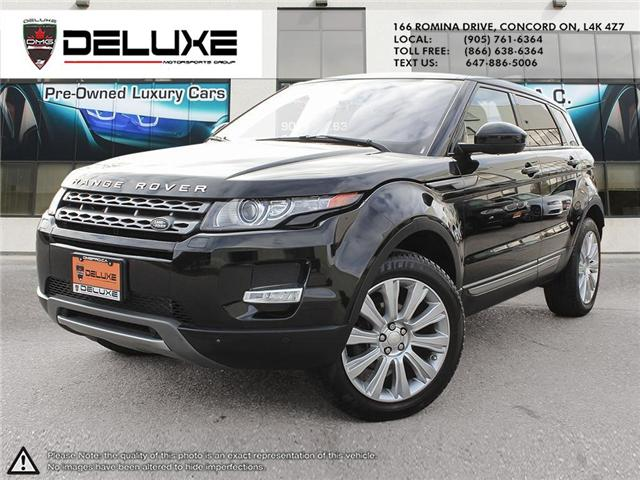 2015 Land Rover Range Rover Evoque Pure (Stk: D0497) in Concord - Image 1 of 23