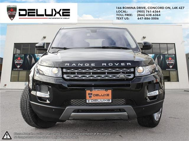 2015 Land Rover Range Rover Evoque Pure (Stk: D0497) in Concord - Image 2 of 23