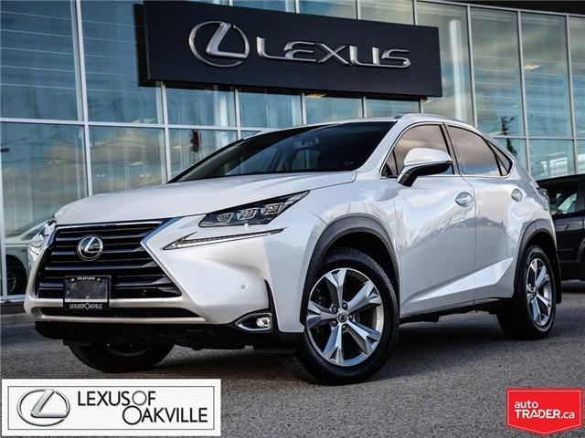 2016 Lexus NX 200t Base (Stk: UC7584) in Oakville - Image 1 of 23