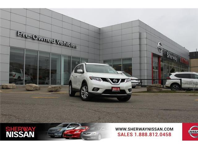 2015 Nissan Rogue  (Stk: P5559) in Toronto - Image 1 of 12