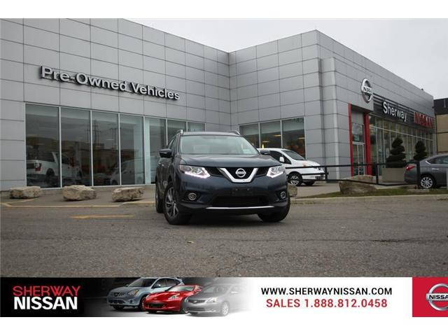 2015 Nissan Rogue  (Stk: P5558) in Toronto - Image 1 of 13