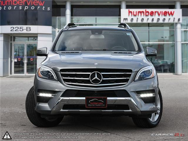 2014 Mercedes-Benz M-Class Base (Stk: 18HMS709) in Mississauga - Image 2 of 27
