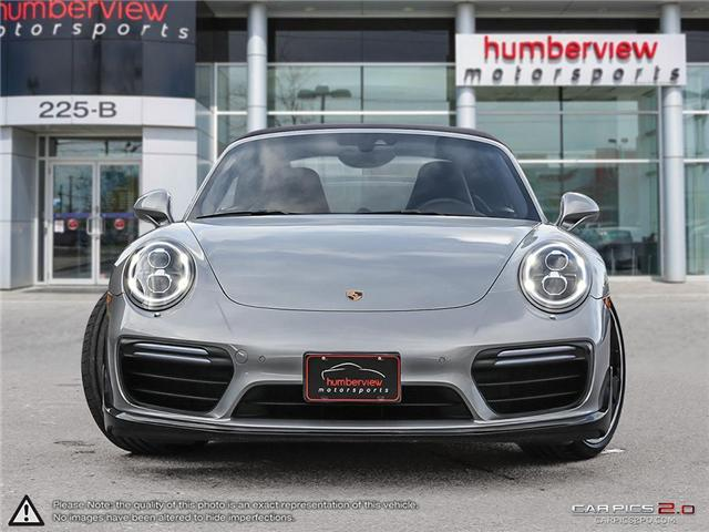 2017 Porsche 911 Turbo S (Stk: 18MSX722) in Mississauga - Image 2 of 28