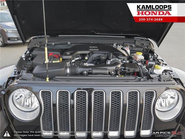 2018 Jeep Wrangler Unlimited Sahara (Stk: 13704B) in Kamloops - Image 8 of 26