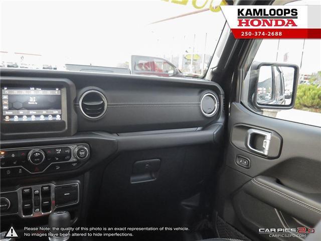 2018 Jeep Wrangler Unlimited Sahara (Stk: 13704B) in Kamloops - Image 26 of 26