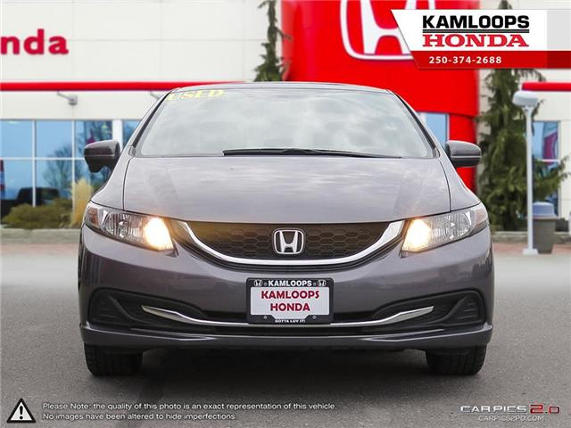2014 Honda Civic EX (Stk: 14184A) in Kamloops - Image 2 of 24