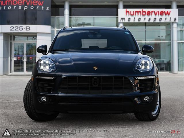 2018 Porsche Macan S (Stk: 18HMS711) in Mississauga - Image 2 of 27