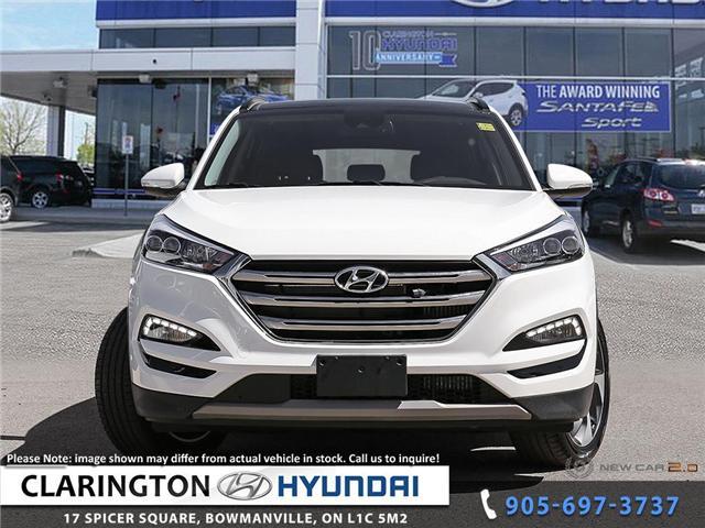2018 Hyundai Tucson Ultimate 1.6T (Stk: 18807) in Clarington - Image 2 of 24