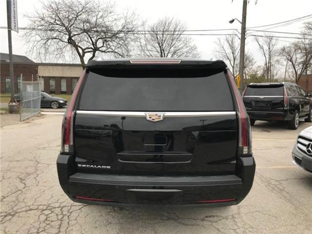 2018 Cadillac Escalade ESV Premium Luxury (Stk: 1GYS4J) in Etobicoke - Image 5 of 10