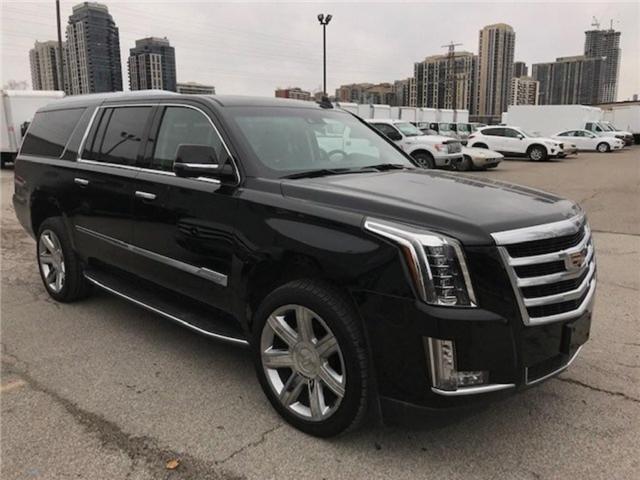 2018 Cadillac Escalade ESV Premium Luxury (Stk: 1GYS4J) in Etobicoke - Image 7 of 10