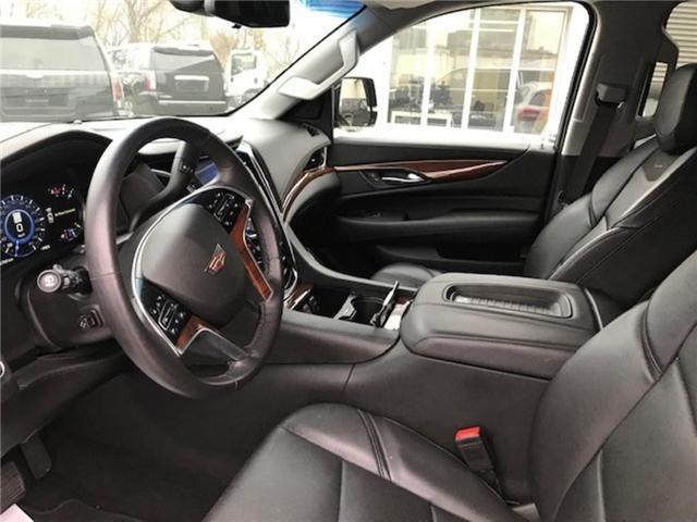 2018 Cadillac Escalade ESV Premium Luxury (Stk: 1GYS4J) in Etobicoke - Image 8 of 10