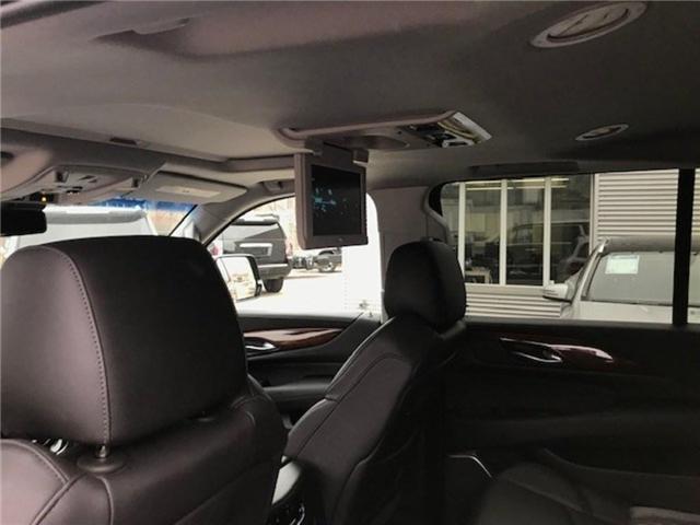 2018 Cadillac Escalade ESV Premium Luxury (Stk: 1GYS4J) in Etobicoke - Image 10 of 10