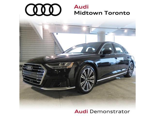 2019 Audi A8 L 55 (Stk: DAU5828) in Toronto - Image 1 of 30