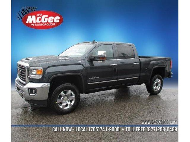 2019 GMC Sierra 2500HD SLT (Stk: 19190) in Peterborough - Image 1 of 4