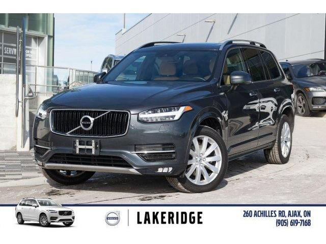 2017 Volvo XC90 T6 Momentum (Stk: P0139) in Ajax - Image 1 of 27