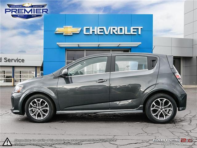 2018 Chevrolet Sonic LT Auto (Stk: P18272) in Windsor - Image 3 of 30