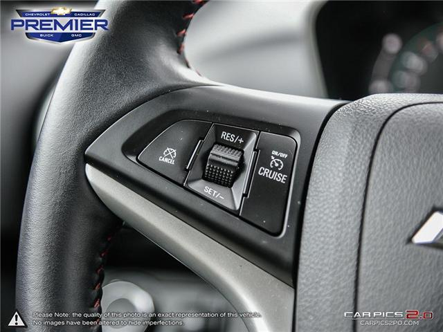 2018 Chevrolet Sonic LT Auto (Stk: P18272) in Windsor - Image 18 of 30