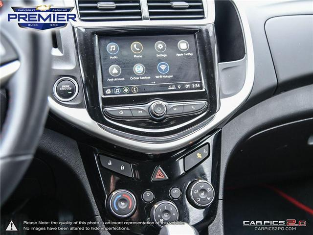 2018 Chevrolet Sonic LT Auto (Stk: P18272) in Windsor - Image 20 of 30