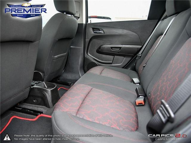 2018 Chevrolet Sonic LT Auto (Stk: P18272) in Windsor - Image 25 of 30