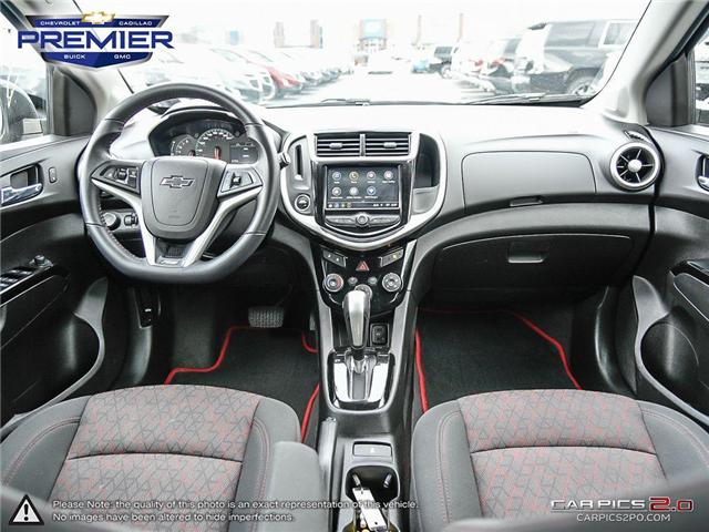 2018 Chevrolet Sonic LT Auto (Stk: P18272) in Windsor - Image 26 of 30
