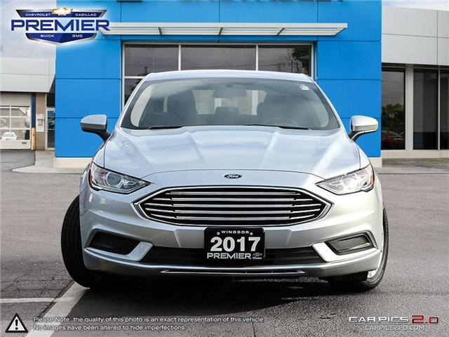 2017 Ford Fusion SE (Stk: 187891A) in Windsor - Image 2 of 27