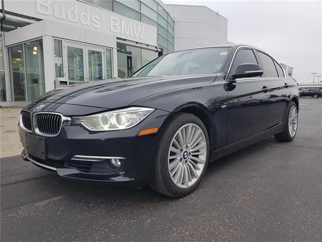 2013 BMW 328i xDrive (Stk: B028570A) in Oakville - Image 1 of 5