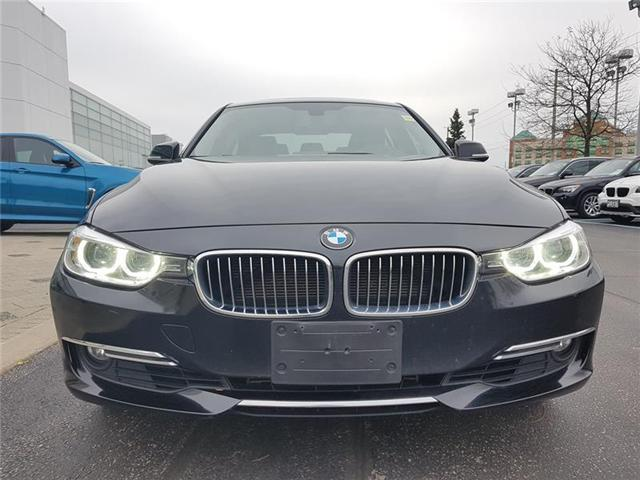 2013 BMW 328i xDrive (Stk: B028570A) in Oakville - Image 2 of 5