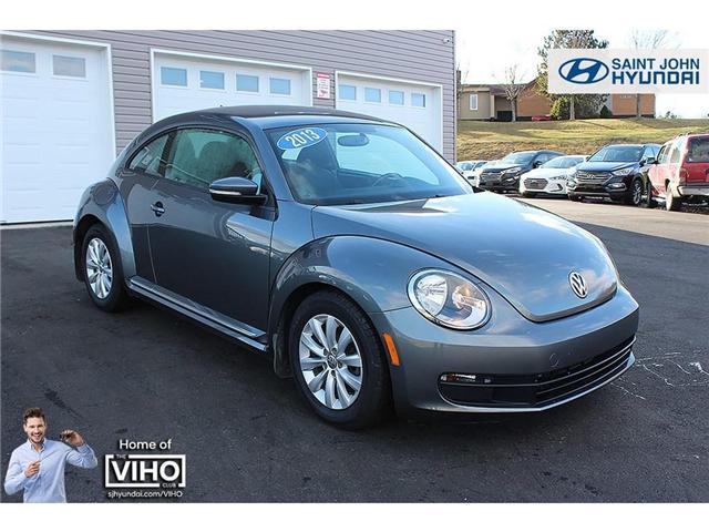 2013 Volkswagen Beetle  (Stk: U1943) in Saint John - Image 1 of 19