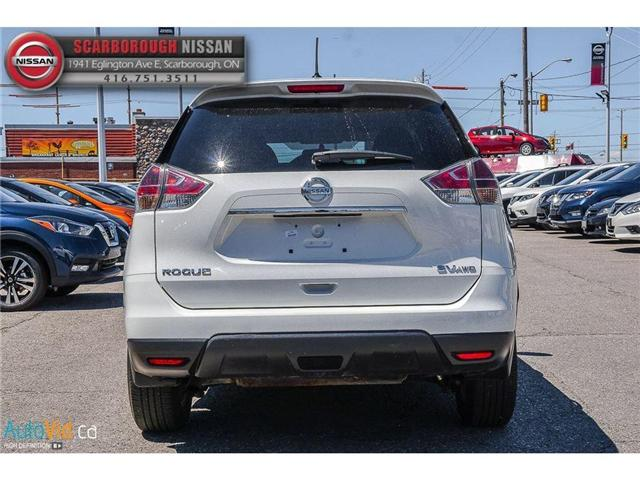 2016 Nissan Rogue  (Stk: P7645) in Scarborough - Image 5 of 21