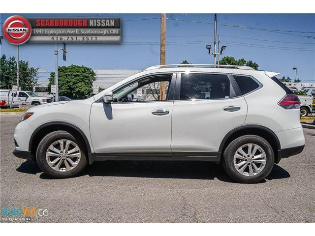 2016 Nissan Rogue  (Stk: P7645) in Scarborough - Image 7 of 21