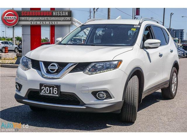 2016 Nissan Rogue  (Stk: P7645) in Scarborough - Image 8 of 21