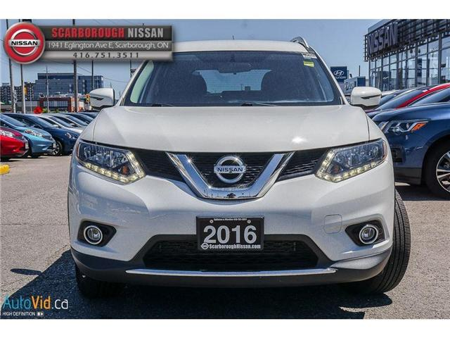 2016 Nissan Rogue  (Stk: P7645) in Scarborough - Image 9 of 21