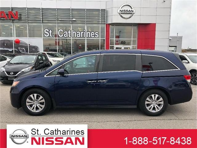2016 Honda Odyssey EX (Stk: MU18105A) in St. Catharines - Image 1 of 20