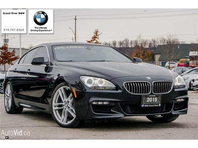 2015 BMW 640i xDrive Gran Coupe (Stk: PW4615) in Kitchener - Image 1 of 22