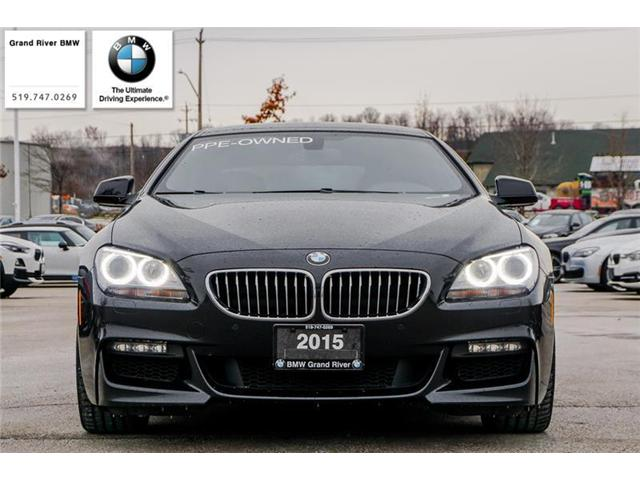 2015 BMW 640i xDrive Gran Coupe (Stk: PW4615) in Kitchener - Image 2 of 22