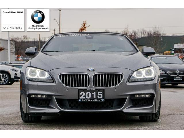 2015 BMW 650i xDrive (Stk: PW4616) in Kitchener - Image 2 of 21